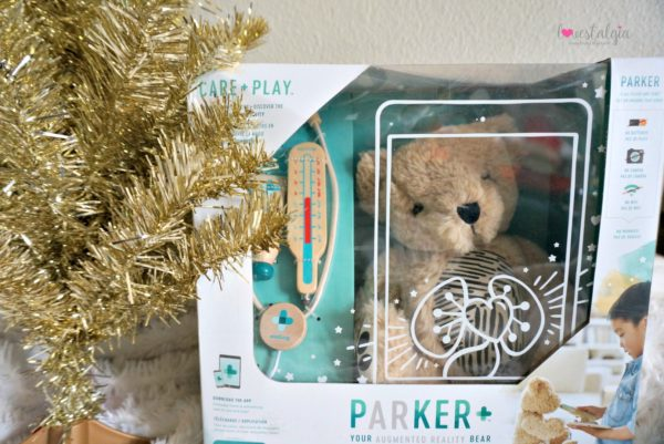 Parker the bear holiday gift guide