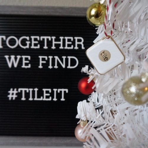 Tile App Holiday Gift Guide Christmas gift ideas tech gadget gps