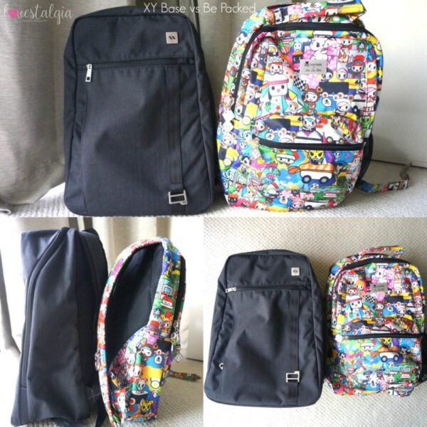 JuJuBe Sushi Cars Be Packed Tokidoki Comparisons XY Base Backpack