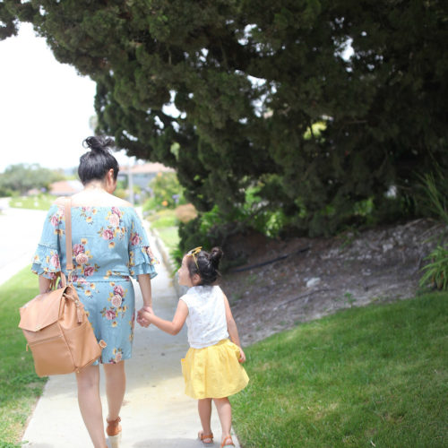 18 summers, targetstyle, cat and jack girls clothing, pineapple skirt, mommy and me, mommy and daughter