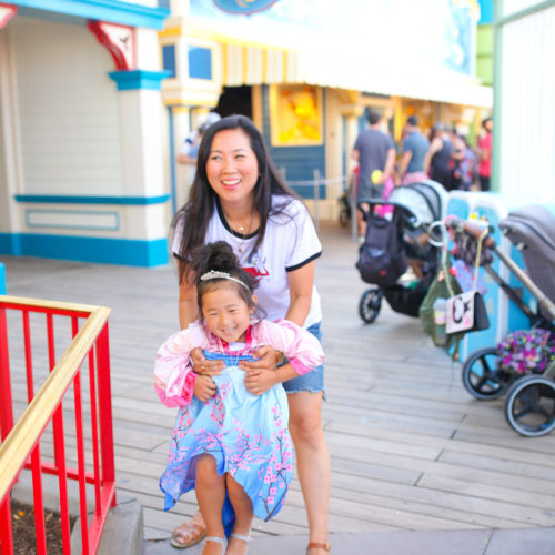 pixar pier, mommy and me, disneyland with kids, disneyland with preschoolers, pixar fest, disneyland tips