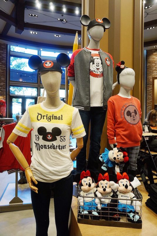 World of Disney, Downtown Disney, Disneyland, Disney Parks, Disneyland Resorts, Disney Style, shopDisney, Disneyland merchandise, Reimagined World of Disney, Disney souvenir, Walt Disney World, Mickey Mouse Club, Vintage Mickey