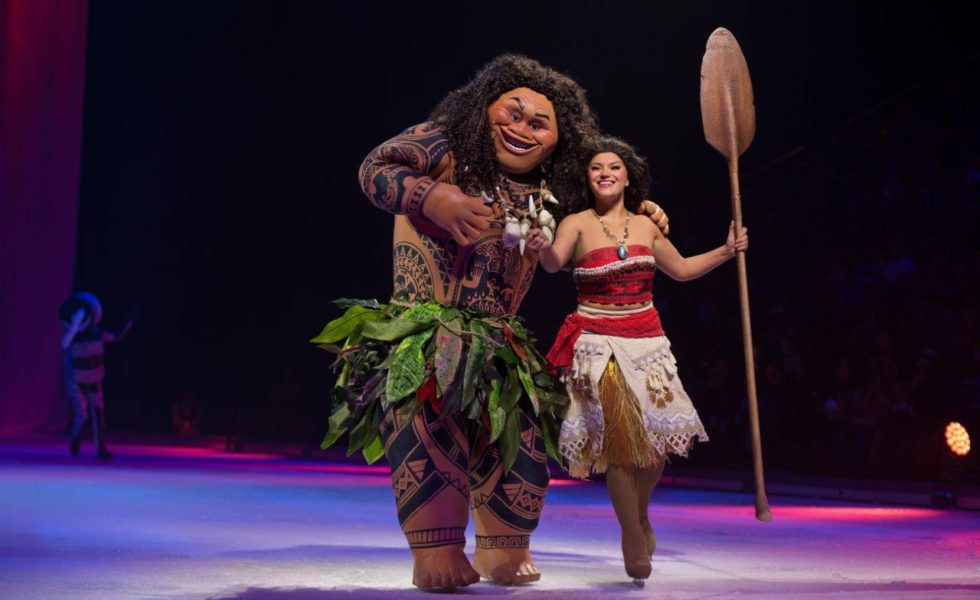 disney on ice, dare to dream