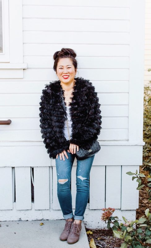 joy of missing out, jomo, fomo, mommy and me, target style, casual outfit