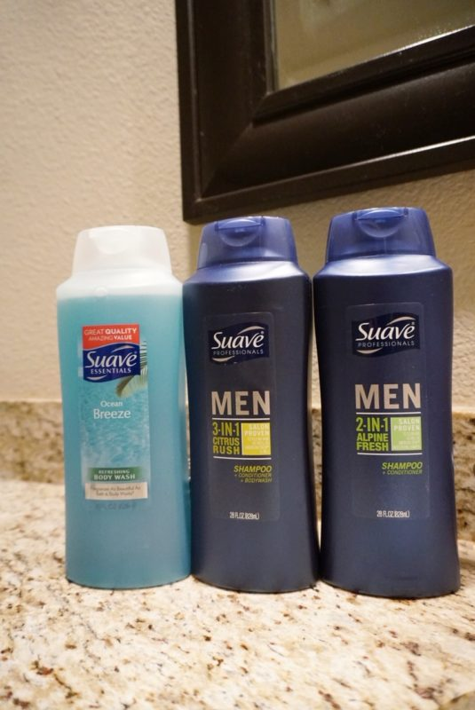 suave shampoo, suave conditioner, personal care products, walmart, rollback prices, hair care, mens shampoo