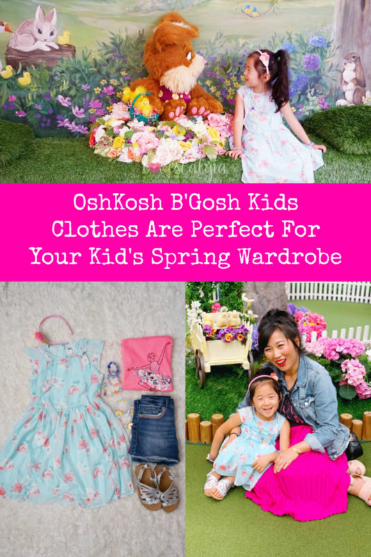 oshkosh bgosh, kids clothes, easter clothes, easter outfit, spring clothes, kids outfit, affordable kids clothes, easter outfit