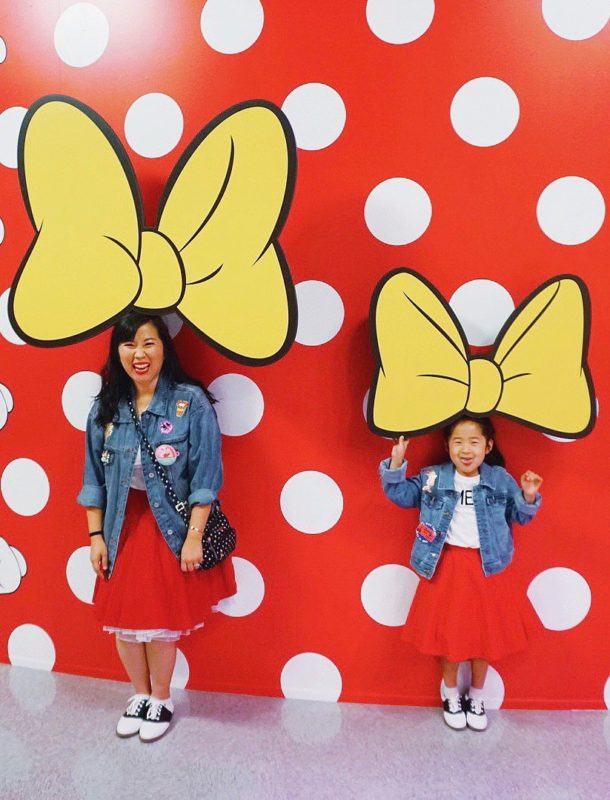 popup disney, downtown disney, disneyland, instagram popup, old espn zone, disneyland, disney pictures, get your ears on, a mickey celebration, mickey and minnie's love