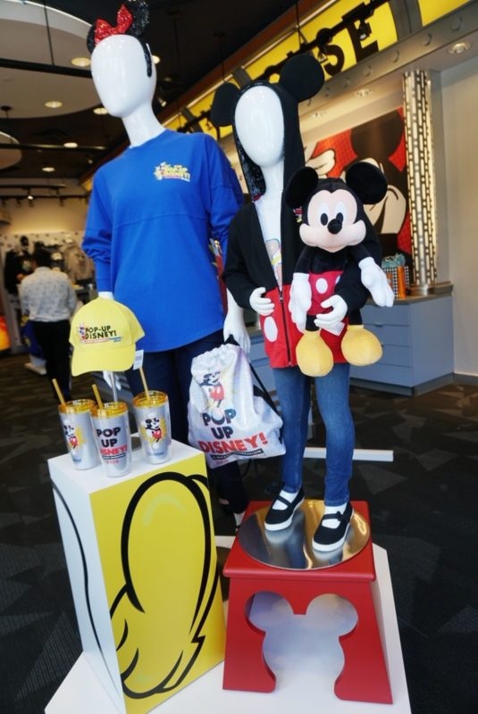 popup disney, downtown disney, disneyland, instagram popup, old espn zone, disneyland, disney pictures, get your ears on, a mickey celebration, spirit jersey