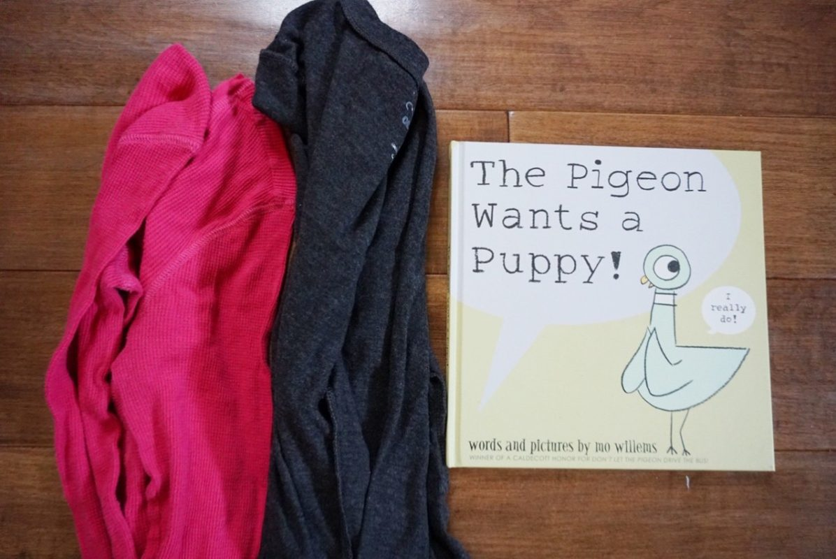 mo willems, pigeon books, pigeon series, kids books, diy craft, bird-day party