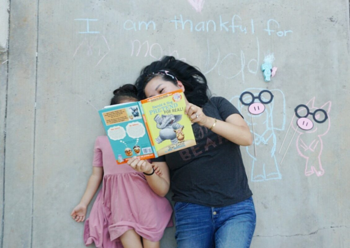 thankorama, mo willems, elephant & piggie, children's books, early readers, reading with kids