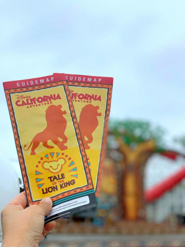 tales of the lion king, disney california adventures, disneyland, the lion king, simba, things to do at disneyland, muscial shows at disneyland