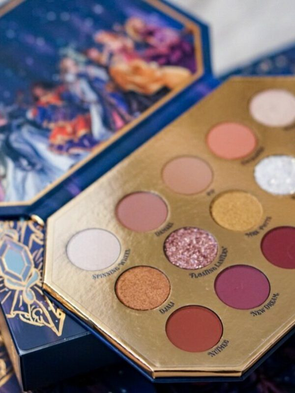 ColourPop Disney Designer Collection: Midnight Masquerade