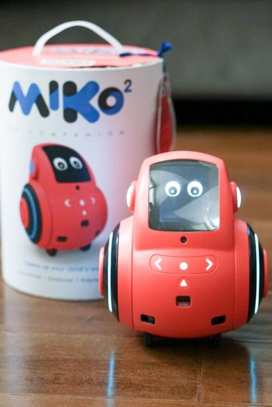 miko2, robot for kids, stem, technology,