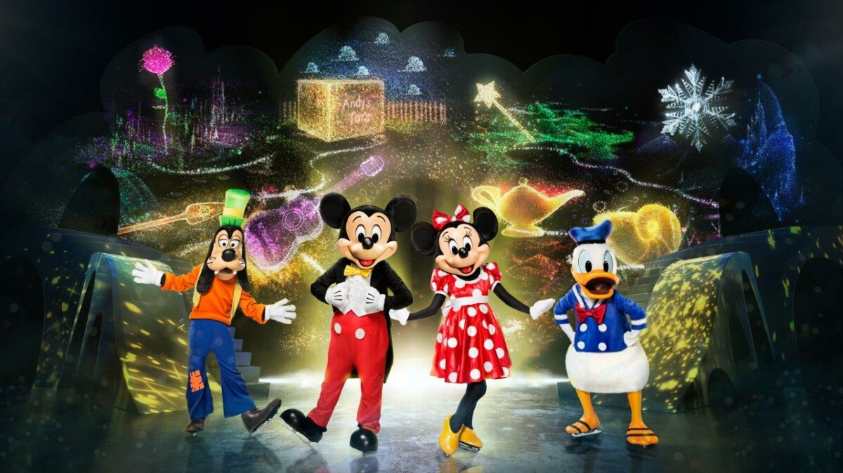 mickeys search party, disney on ice