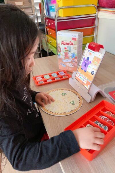homeschooling, suddenly homeschooling, homeschooling ideas, homeschooler, home education, play osmo, stem activities, technology, STEAM