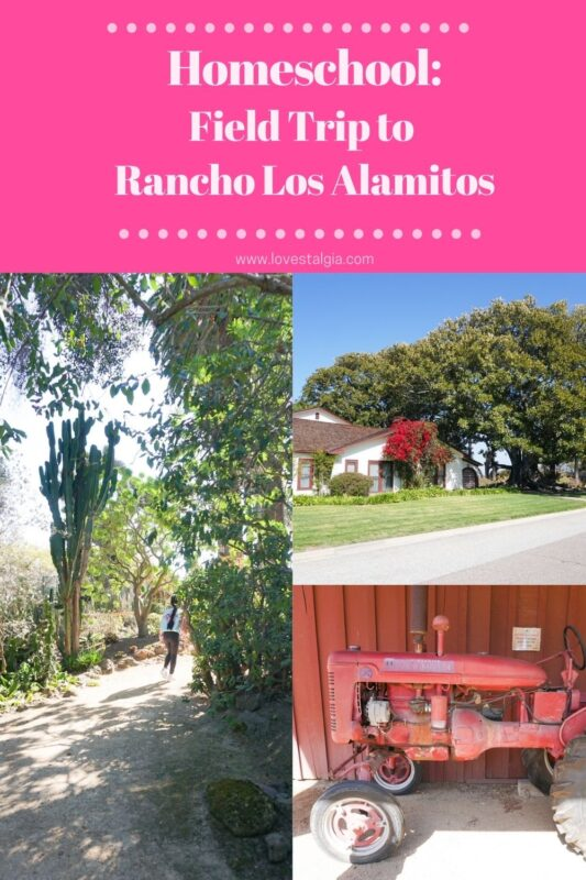 rancho los alamitos, long beach, field trip, homeschool, things to do with kids in orange county, things to do with kids during covid, free things to do with kids,