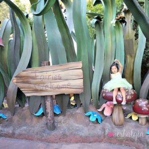 Pixie Hollow Disneyland best place to take pictures Instagram