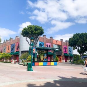 downtown disney, covid guidelines, security
